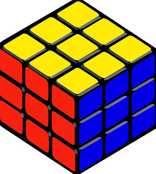 Rubiks Cube Willing Puzzle Mystery Game Braintease