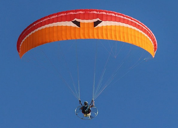 Motor Gliders Fly Hover Paraglider Screen Shade Sp