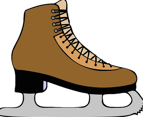Ice Skates Frost Shoe Ice Outdoor Boot Gumboot Rin