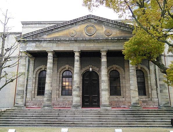 Old Cherry Shrine Auditorium Buildings Architectur
