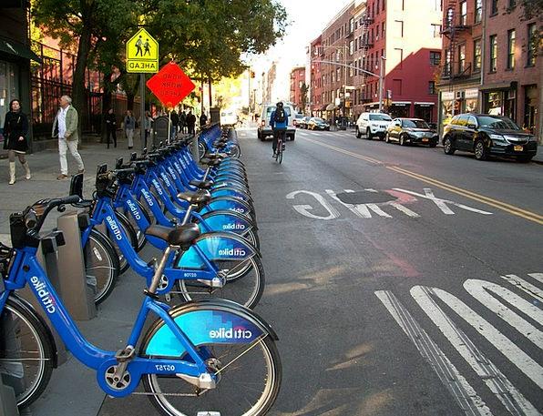 Bike Rental Traffic Transportation Rental Fee Rent
