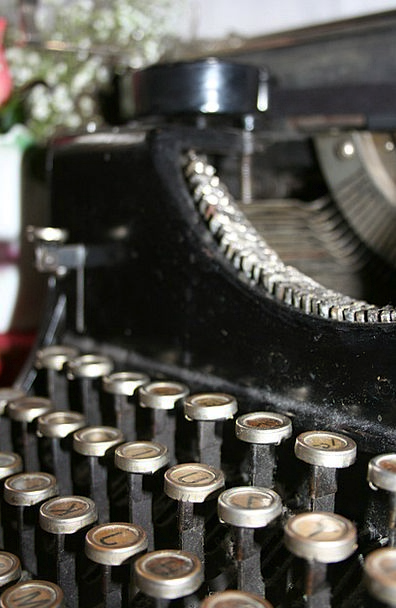 Typewriter Ancient Kappel Old