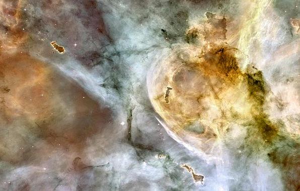 Carina Nebula Eta Carinae Fog Ngc 3372 Night Sky E