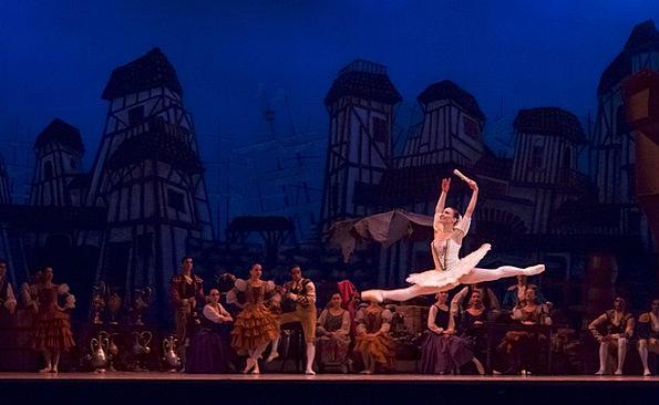Ballerina Danseuse Fashion Dance Beauty Performanc