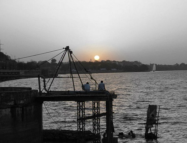 Bhopal Vacation Freshwater Travel Water Aquatic La