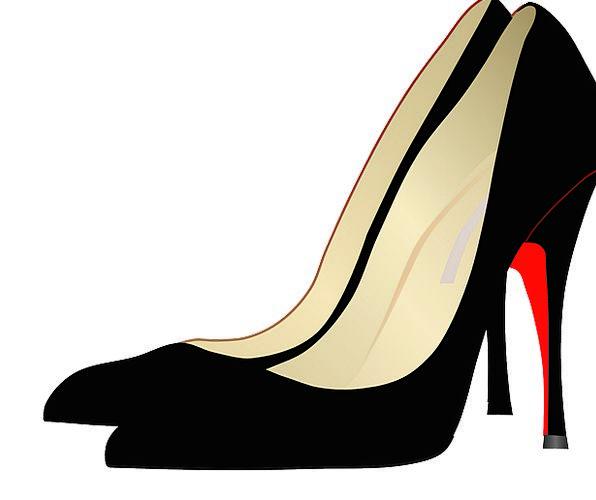 High-Heels Blades Show Demonstration Stilettos Fem
