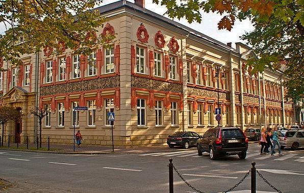 Malopolska Buildings Building Architecture The Sch