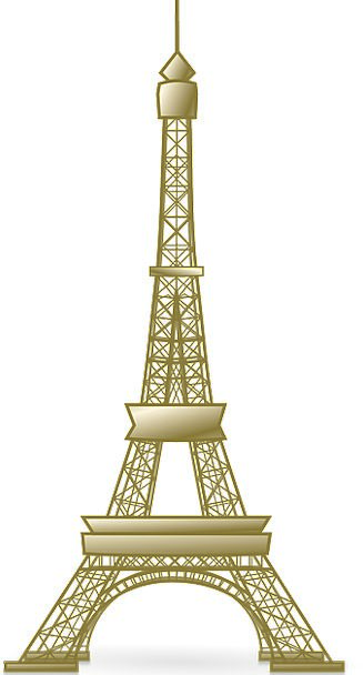 Eiffel Tower Monuments Places Tower Barbican Franc