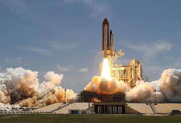 Rocket Launch Moonshot Burn Rocket Skyrocket Smoke
