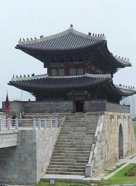 Suwon Castle Fortress Suwon Hwaseong