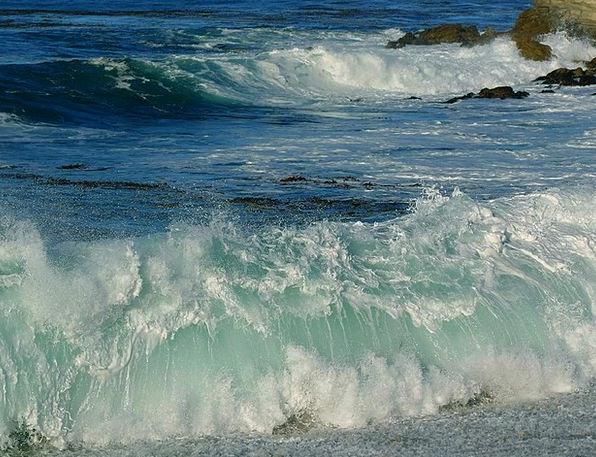 Sea Marine Vacation Travel Wave Upsurge Surf Wind