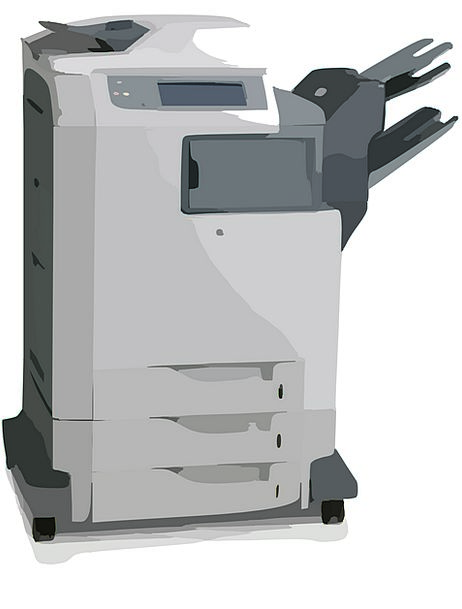 Copier Duplicator Finance Business Printer Scanner