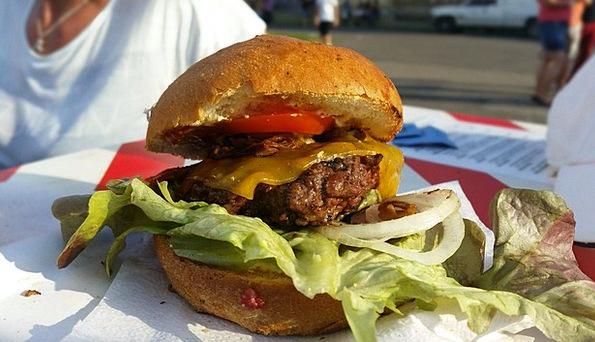 Burger Drink Nourishment Food Meat Essence Food Ve