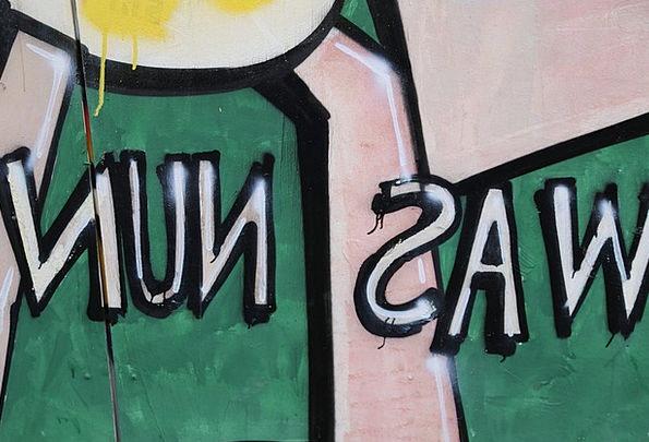 Graffiti Drawings Wall Partition Street Art Mural