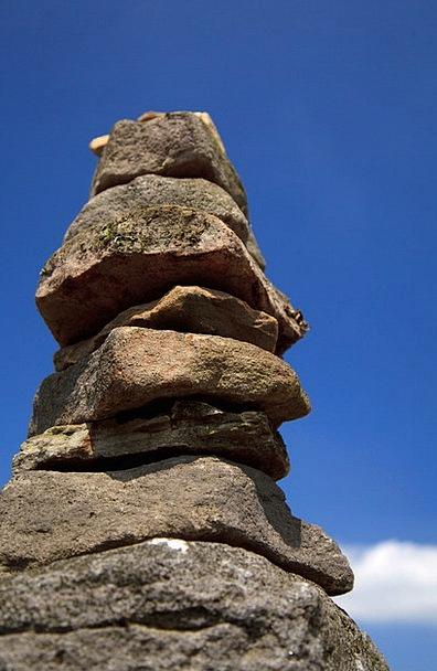Balance Equilibrium Mound Pile Heap Rock Pillar St