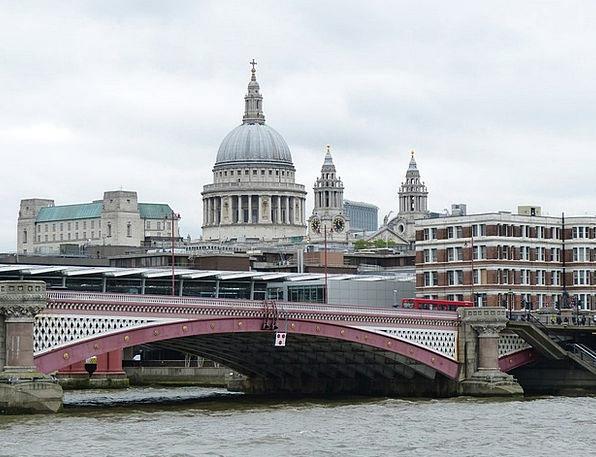 London England River Thames Uk United Kingdom Plac