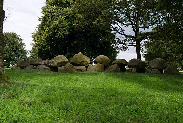 Drenthe Vacation Megalith Travel Ancient Times Ant