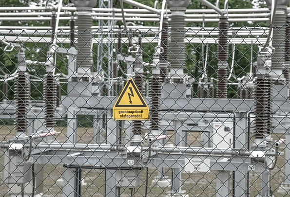 Energy Vigor Present Substation Current Cable High
