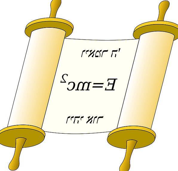 Scroll Document Formulation Parchment Formula Equa