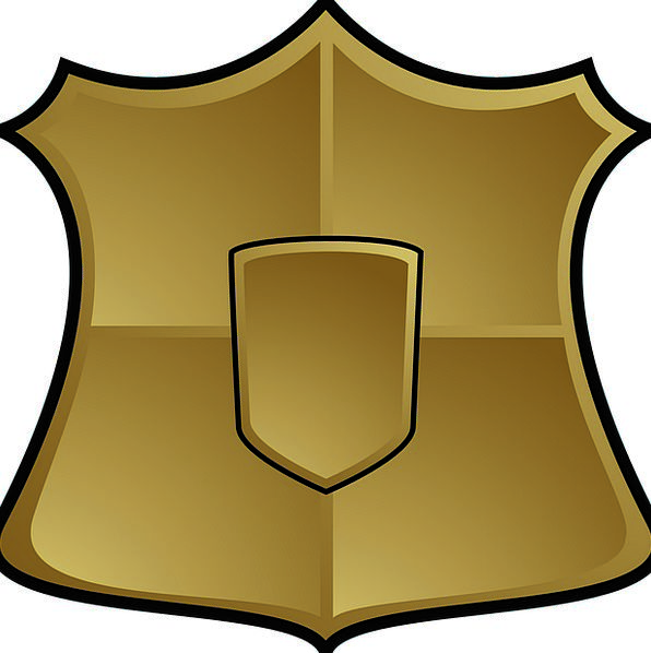 Shield Protection Forms Shape Form Shapes Coat Of