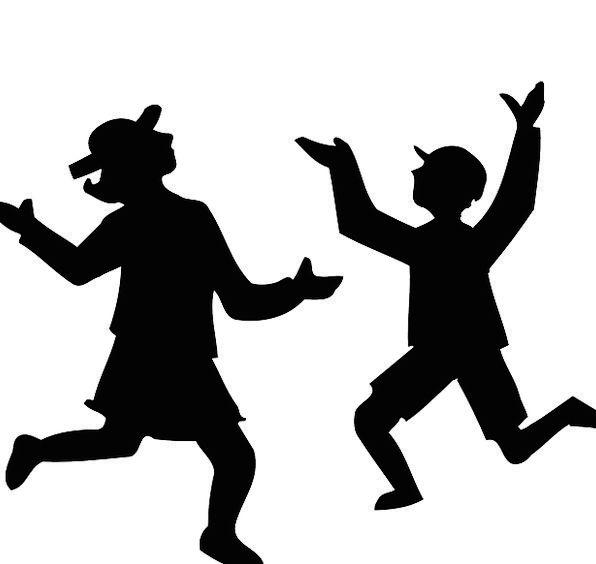 Kids Children Ball Play Production Dance Free Vect