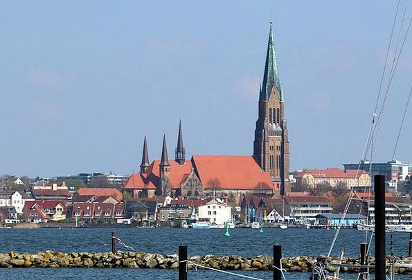 Schleswig Church Ecclesiastical Mecklenburg Dom Bu