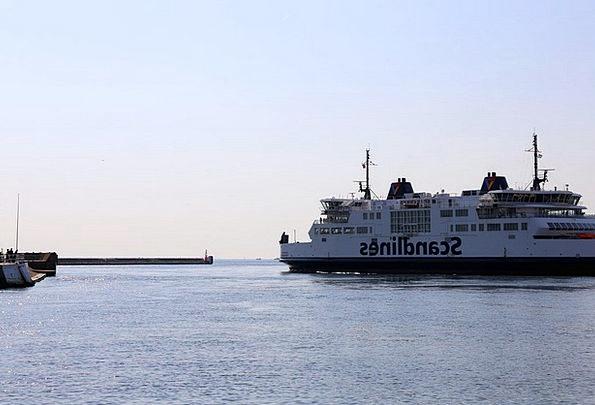 Helsingborg Complete Boat Ship Sound Harbour Inlet