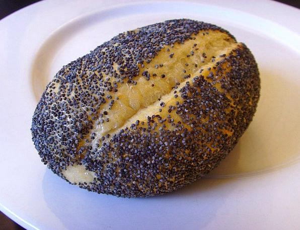 Mohnbrötchen Drink Reel Food Bread Cash Roll Food