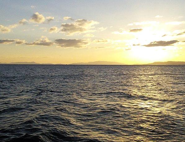 Rin Rinku Town Vacation Sundown Travel Sea Marine