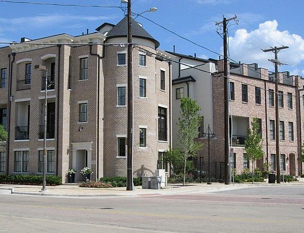 Condo Buildings House Architecture Urban City Cond