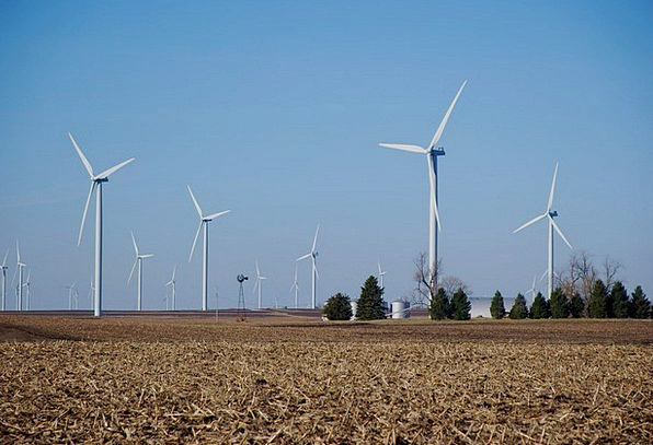 Farm Farmhouse Wind Turbines Wind Machines Power E