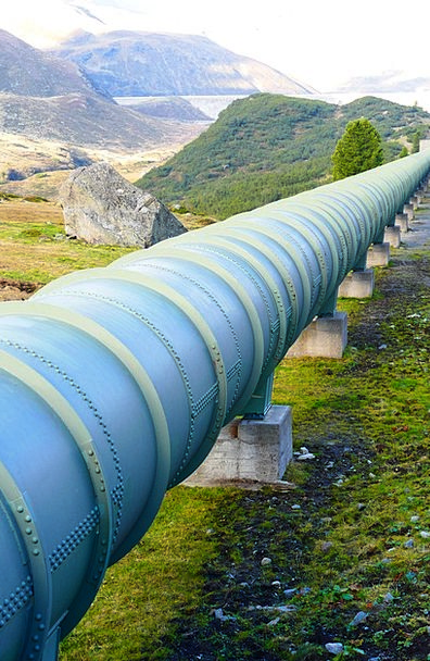 Pipeline Tube Pipe Pressure Water Line Water Aquat