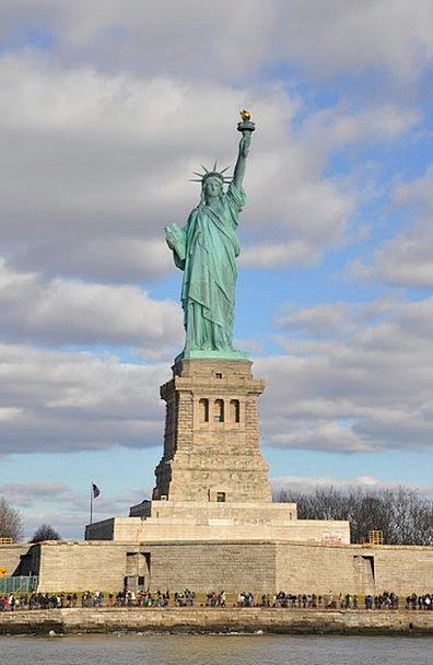 Statue Of Liberty Figurine New York Statue Manhatt