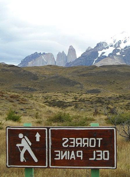 Torres Del Paine Crags Directory Almanac Mountains
