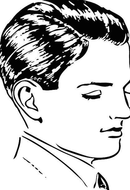 Head Skull Lad Face Expression Boy Free Vector Gra