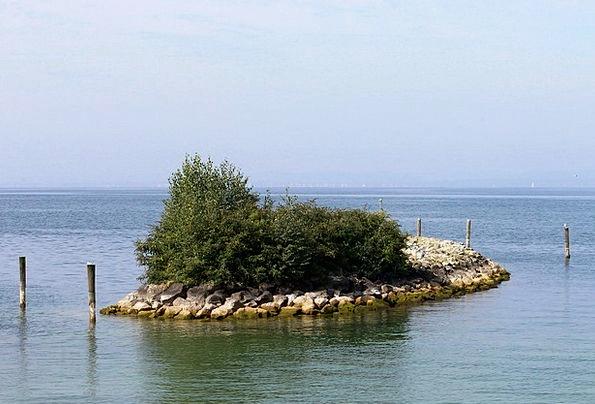 Island Isle Landscapes Gravels Nature Plant Vegeta
