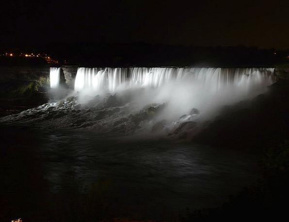 Niagara Falls Buildings Architecture Water Aquatic