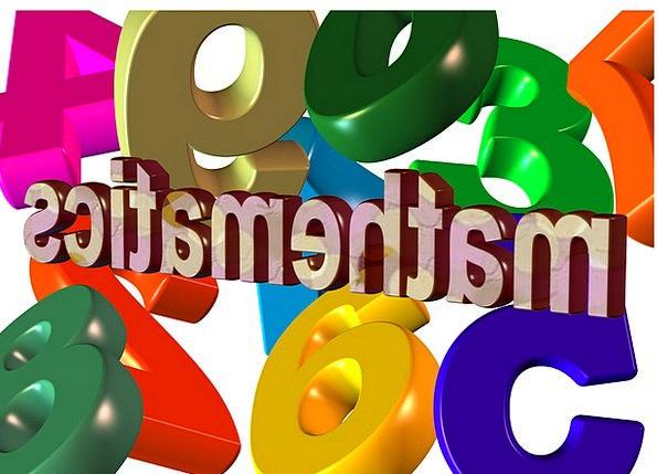 Mathematics Arithmetic Wage Colorful Interesting P