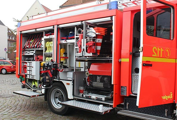 Fire Truck Passion Equipment Gear Fire Auto Car To