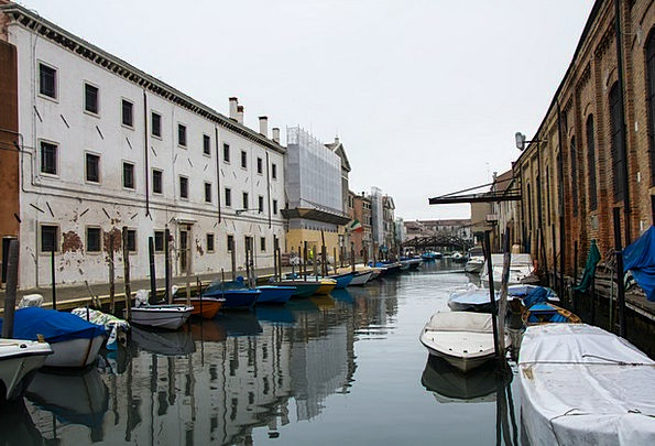Venice Station Boot Gumboot Channel Quiet Silent W