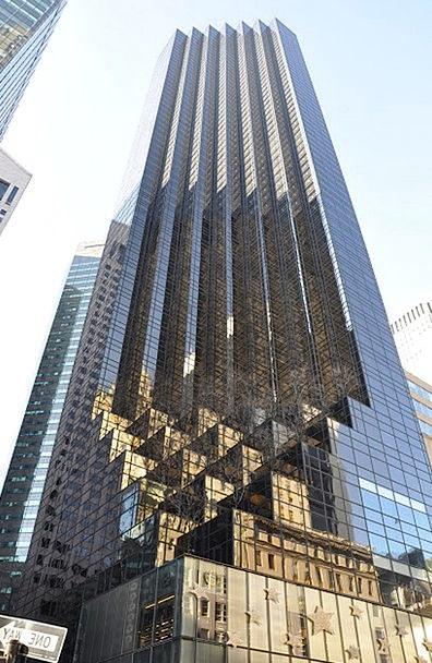 New York Tower America Skyscraper