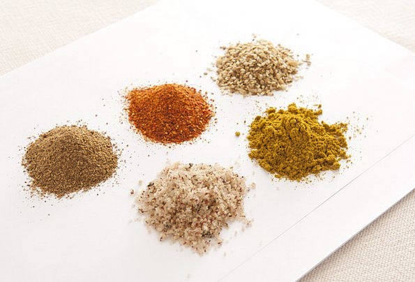 Spice Interest Dining Table Seasoning Cuisine Cook