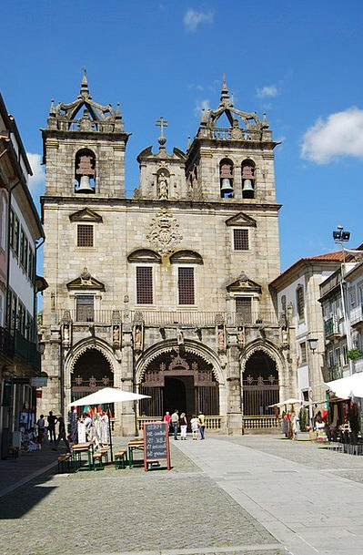 Braga Church Portugal Cathedral