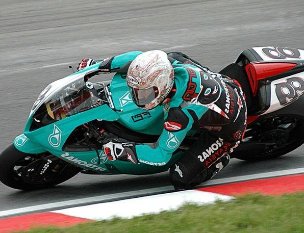 Steve Motorcycle Motorbike Martin Druids Racer Act