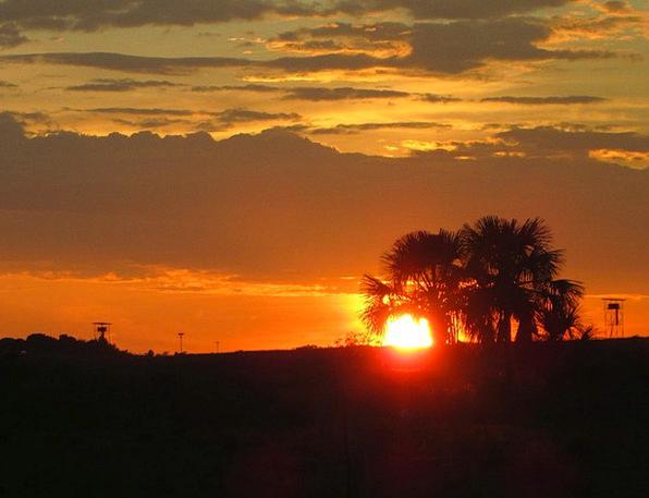 Sunset Sundown Vacation Warden Travel Landscape Sc
