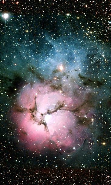 Trifid Nebula Ngc 6514 Messier 20 All Emission Neb