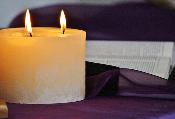 Candle Taper Cozy Expedient Wick Prayer Entreaty B