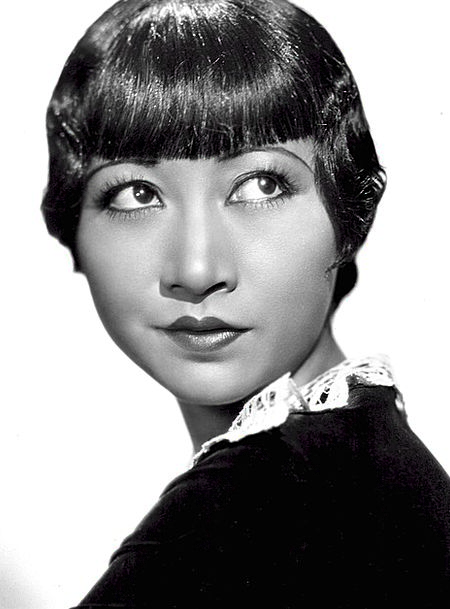 Anna May Wong Movies Cinemas First Chinese America