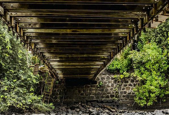 Bridge Bond Buildings Building Architecture Landsc