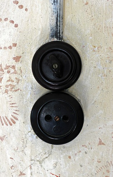 Light Switch Dimmer Change Socket Hole Switch Curr
